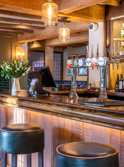 Relax at The Red Lion